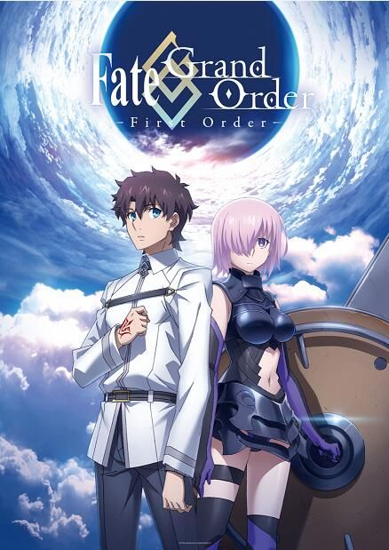 《Fate/Grand Order-First Order-》首支PV公开 动画于12月31日开播!