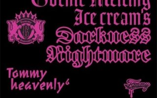 "Tommy heavenly6(川瀨智子) – Gothic Melting Ice Cream's Darkness""Nightmare"""