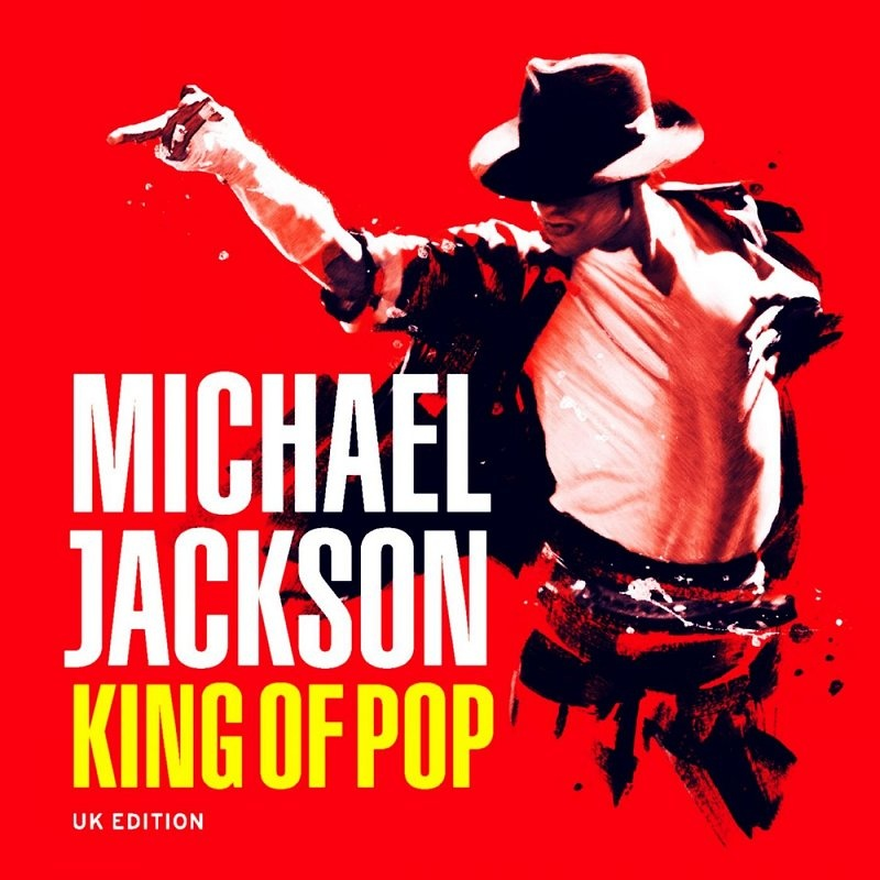 Michael Jackson-King of Pop UK Edition 【16bit/44.1kHz WAV】