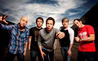 Simple Plan——Take my hand.flac