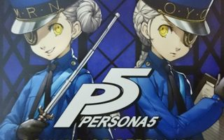 (转载)[百度][EAC]【女神异闻录5】PERSONA5:SOUNDS OF REBELLION【美版限定】[WAV+LOG]