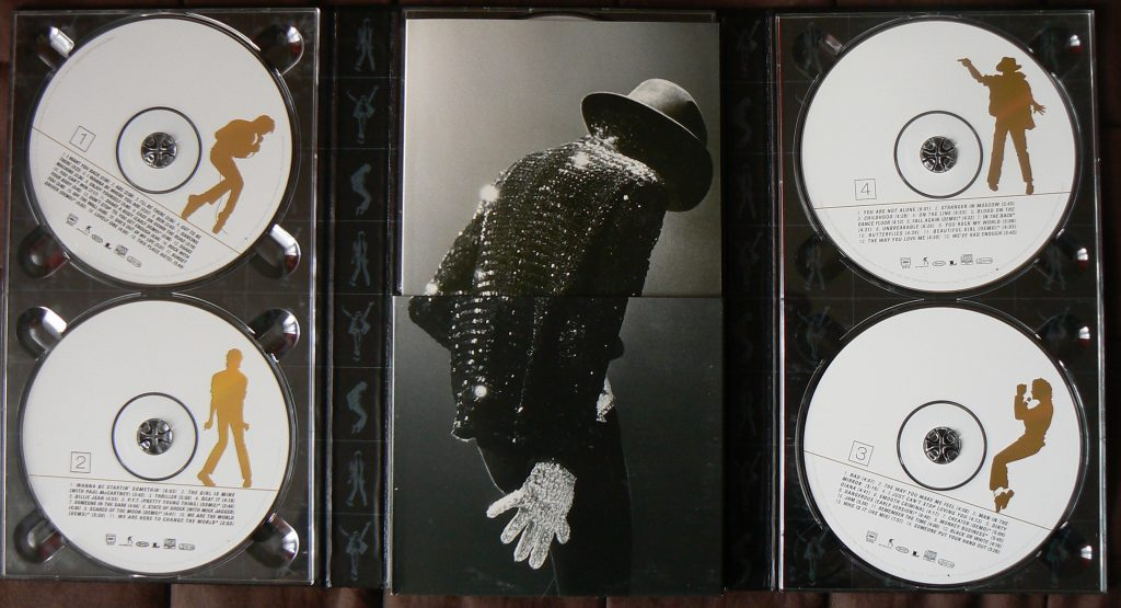 Michael Jackson The Ultimate Collection