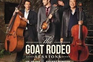 【Hi-res】自購馬友友:The Goat Rodeo Sessions 圈羊四重奏