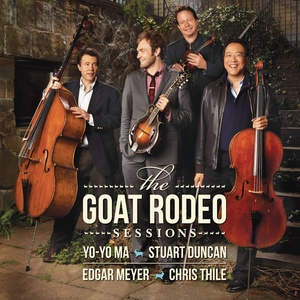 【Hi-res】自购马友友:The Goat Rodeo Sessions 圈羊四重奏