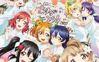 [Hi-Res] μ's 8th「A song for You! You? You!!」
