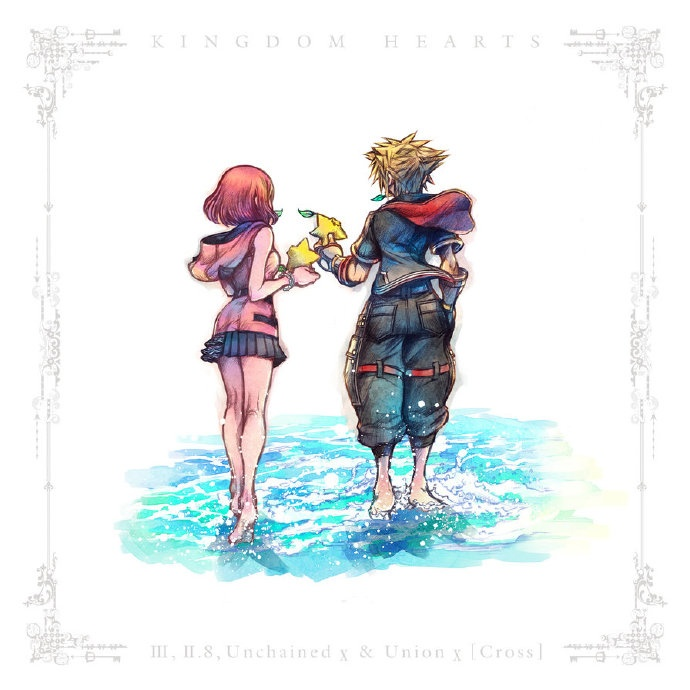 [201111][王国之心OST原声集合集]KINGDOM HEARTS – III, II.8, Unchained χ & Union χ [Cross] – Original Soundtrack
