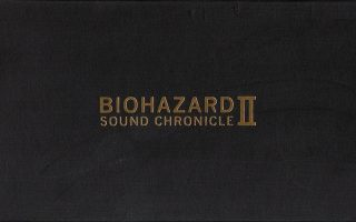 (生化危機) VA – Biohazard Sound Chronicle II  (Resident Evil Sound Chronicle II) 2011/6CD/BD
