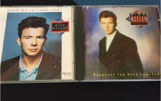 【44.1/16cd自抓】Rick Astley-Whenever You Need Somebody