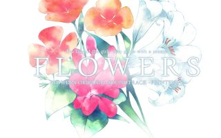 [mora自購][Hi-Res] FLOWERS ORIGINAL SOUNDTRACK系列【96khz/24bit FLAC】